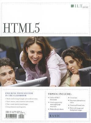HTML5: Basic [With CDROM]  by  Axzo Press