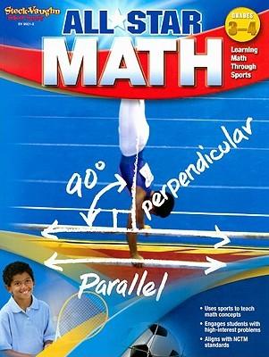 All-Star Math, Grades 3-4 Steck-Vaughn Company