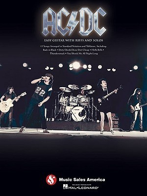 AC/DC: Easy Guitar with Riffs and Solos AC/DC
