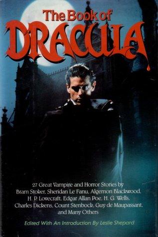 The Book of Dracula Leslie Shepard