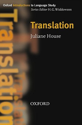 Translation  by  Juliane House
