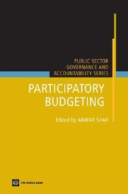 Participatory Budgeting [With CDROM]  by  Anwar Shah