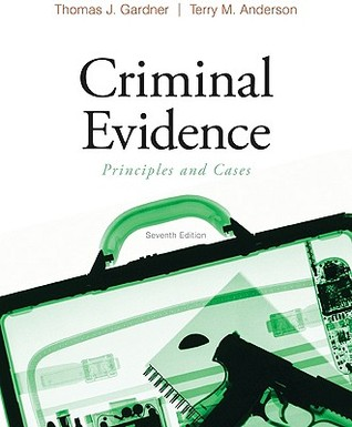 Criminal Law: Principles And Cases Thomas J. Gardner