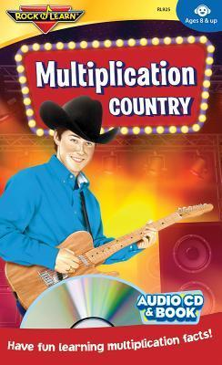 Multiplication Country [With Book(s)]  by  Rock N Learn