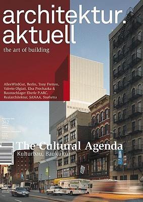 The Cultural Agenda: The Art of Building Matthias Boeckl