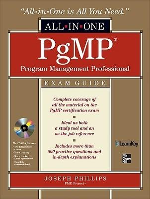 Pgmp Program Management Professional All-In-One Exam Guide Joseph Phillips