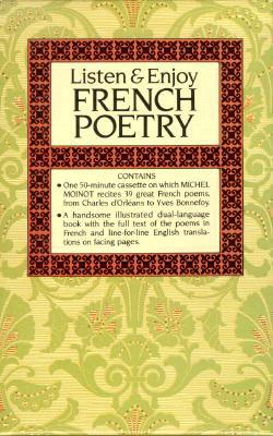 Listen and Enjoy French Poetry  by  Dover Publications Inc.