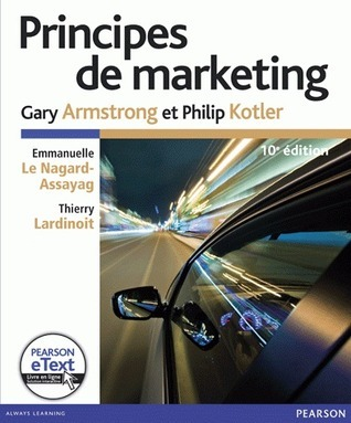 Principes de marketing  by  Gary Armstrong