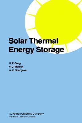 Solar Thermal Energy Storage Vijay K. Bhargava