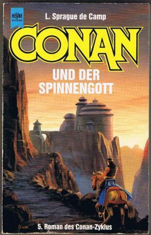 Conan und der Spinnengott (Conan, #5) L. Sprague de Camp