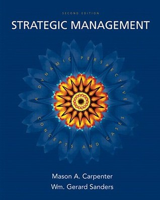 An Executive's Primer on the Strategy of Social Networks Mason A. Carpenter