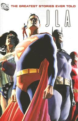 JLA:  The Greatest Stories Ever Told  by  Gardner F. Fox