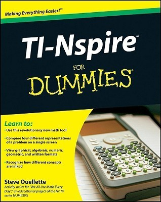 TI-Nspire For Dummies (For Dummies  by  Jeff McCalla
