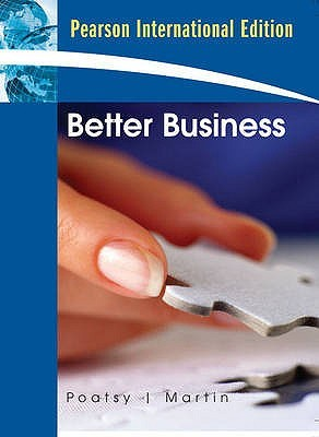 Better Business Mary Anne Poatsy