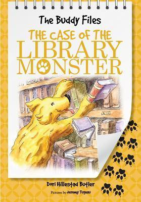 The Buddy Files: The Case of the Library Monster (Book 5)  by  Dori Hillestad Butler