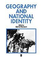 Geography And National Identity David J. M. Hooson