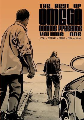 The Best of Omega Comics Presents P.J. Perez