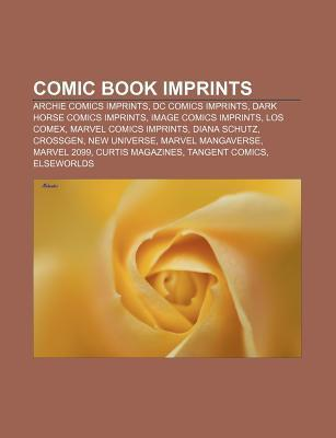 Comic Book Imprints: Big Umbrella, Code6  by  Books LLC