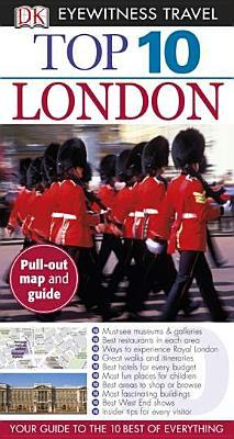 Top 10 London [With Map]  by  Roger  Williams
