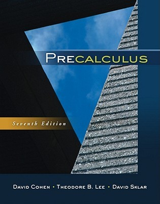 Precalculus David W. Cohen
