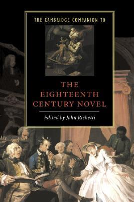 English Novel in History 1700-80 John J. Richetti