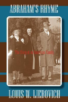 Abrahams Rhyme Louis, W. Liebovich