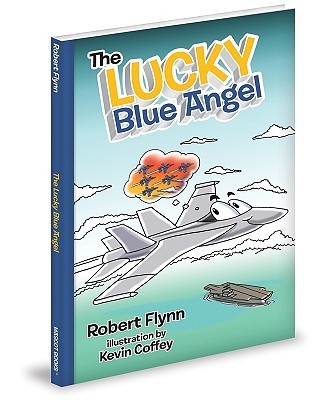 The Lucky Blue Angel  by  Robert Flynn