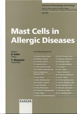 Mast Cells in Allergic Diseases H. Saido