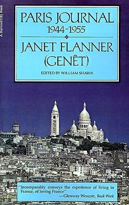 Paris Was Yesterday Janet Flanner