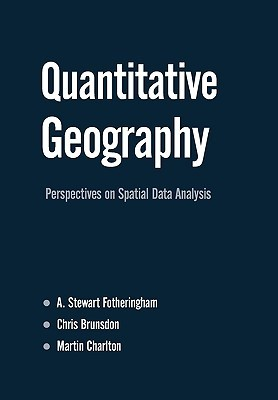 Spatial Analysis and GIS  by  A. Stewart Fotheringham