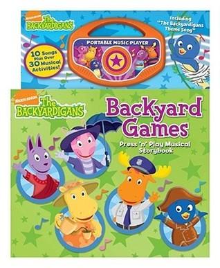 The Backyardigans Backyard Games Readers Digest Association