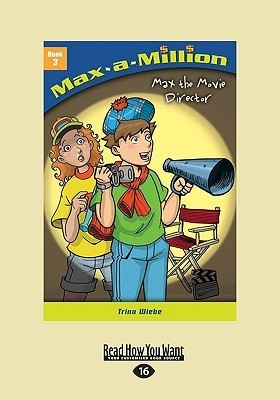 Max the Movie Director Trina Wiebe