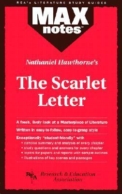 Scarlet Letter, The  (MAXNotes Literature Guides)  by  Michael F. Petrus