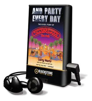 And Party Every Day  by  Curt Gooch