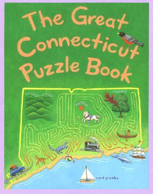 The Great Connecticut Puzzle Book  by  Jane Petrlik Smolik