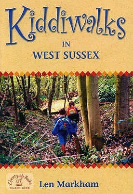 Kiddiwalks In West Sussex  by  Len Markham