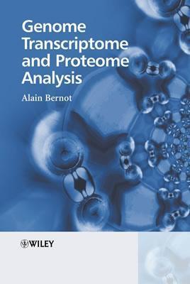 Genome Transcriptome and Prote Alain Bernot