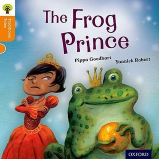The Frog Prince  by  Pippa Goodhart