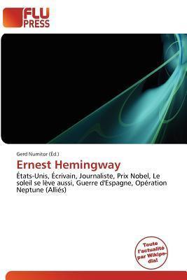 Ernest Hemingway  by  Gerd Numitor