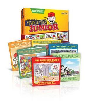 Junior Adventures Boxed Set of Kids Books: Life Lessons with Junior  by  Dave Ramsey