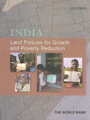 India: Land Policies For Growth And Poverty Reduction World Bank Group