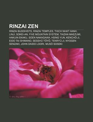 Rinzai Zen  by  Books LLC