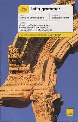 Latin Grammar  by  Gregory Klyve