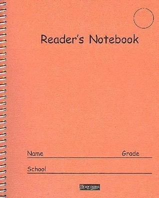 Readers Notebook  by  Irene C. Fountas