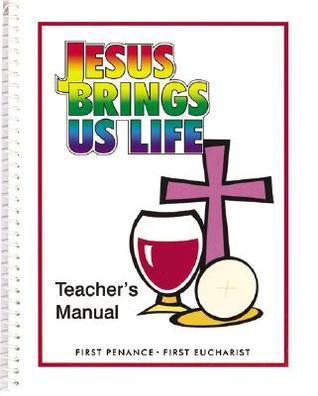 Jesus Brings Us Life  by  Anne Eileen Heffernan