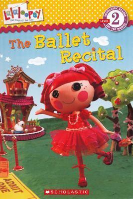 The Ballet Recital  by  Jenne Simon