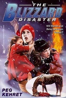 The Blizzard Disaster (Disaster Books, #2)  by  Peg Kehret