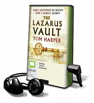 The Lazarus Vault [With Earbuds] Tom Harper