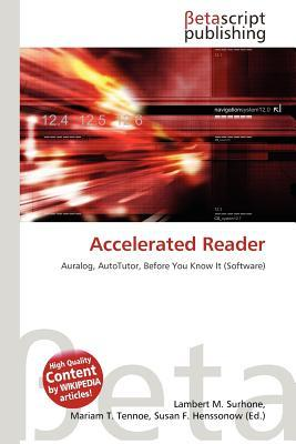 Accelerated Reader NOT A BOOK