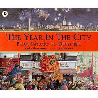 A Year In The City Kathy Henderson